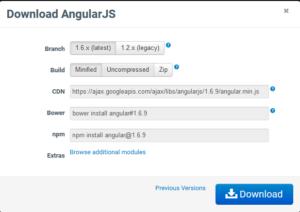 download angularJS