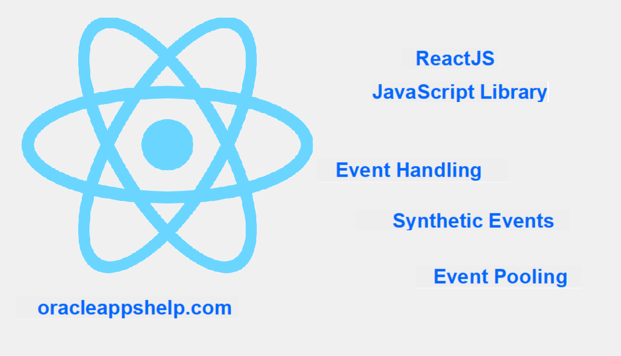 events in reactJS